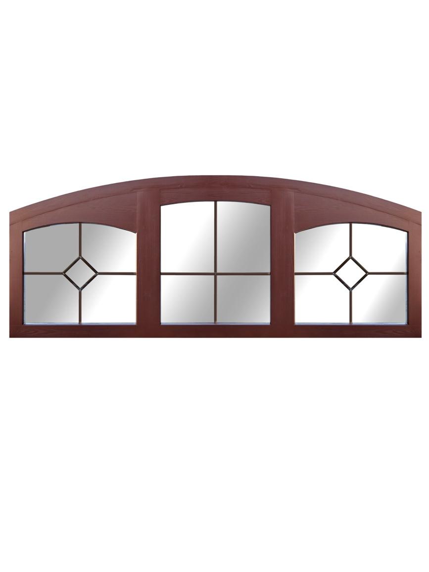 Деревянные окна со стеклопакетом на заказ
